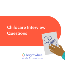 Childcare Interview Questions thumbnail